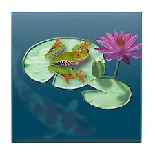 Watergarden Tile Coaster