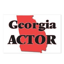 Georgia Actor Postcards (Package of 8)