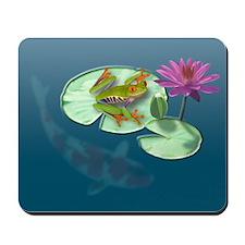 Watergarden Mousepad