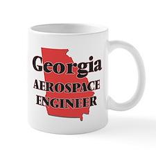 Georgia Aerospace Engineer Mugs
