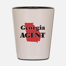 Georgia Agent Shot Glass