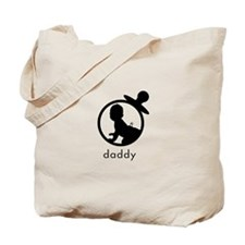 Baby Daddy Tote Bag