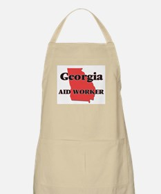Georgia Aid Worker Apron