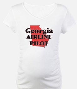 Georgia Airline Pilot Shirt