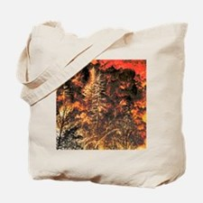 Wildfire! Tote Bag