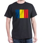 Romanian Flag Dark T-Shirt