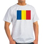 Romanian Flag Light T-Shirt