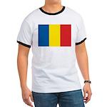 Romanian Flag Ringer T