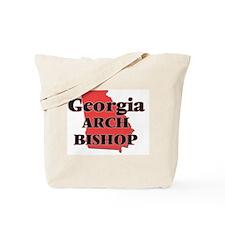 Georgia Arch Bishop Tote Bag