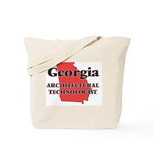 Georgia Architectural Technologist Tote Bag