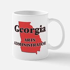 Georgia Arts Administrator Mugs