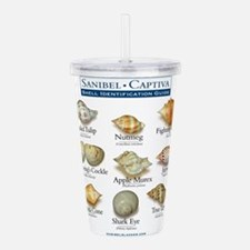 Shell ID SS10x10.png Acrylic Double-wall Tumbler