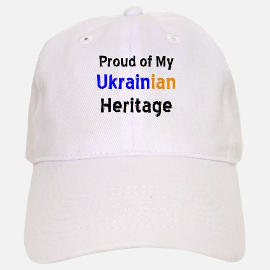 ukrainian heritage Baseball Baseball Cap