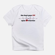 Open heart warrior Infant T-Shirt
