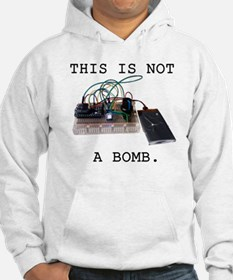 This is not a bomb. Hoodie