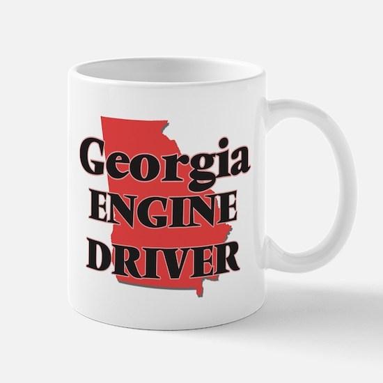 Georgia Engine Driver Mugs