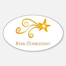Star Consultant Decal