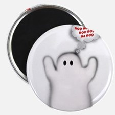 Babbling Baby Ghost Magnets