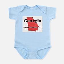 Georgia Envrionmentalist Body Suit