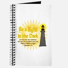 Light in the dark Journal