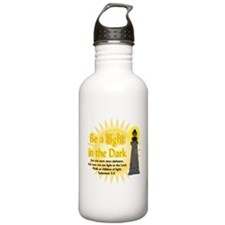 Light in the dark Water Bottle