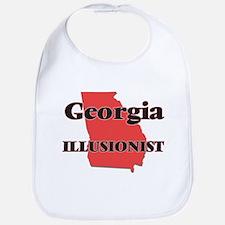 Georgia Illusionist Bib