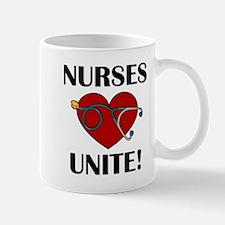 Nurses Unite Mugs
