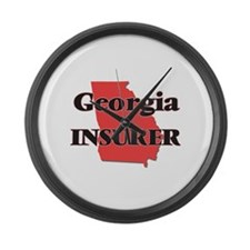 Georgia Insurer Large Wall Clock