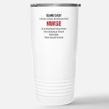 Nurse Humor Travel Mug
