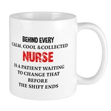 Nurse Humor Mugs