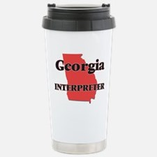 Georgia Interpreter Travel Mug