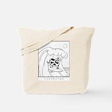 Unique Gnarly Tote Bag
