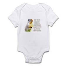 Do You Know What Gophers Can Infant Bodysuit