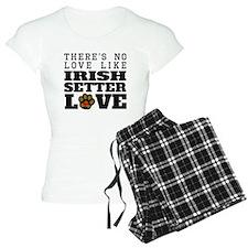 Irish Setter Love Pajamas