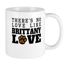 Brittany Love Mugs