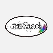 Michael Scipt + Feather Patch