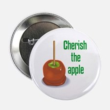 """Candy Apple 2.25"""" Button (10 pack)"""