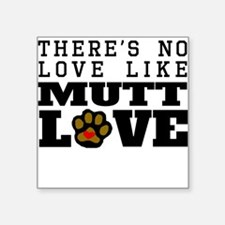 Mutt Love Sticker