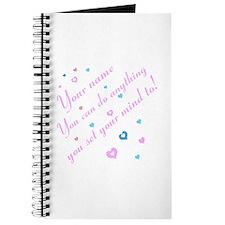 CAN DO Inspirational Saying Journal