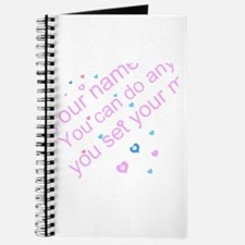 CAN DO Inspirational Saying Journal