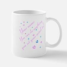 CAN DO Inspirational Saying Mugs