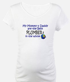 Best Plumbers In The World Shirt
