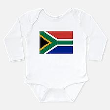Cute Springbok Long Sleeve Infant Bodysuit