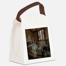Just a nightmare Canvas Lunch Bag