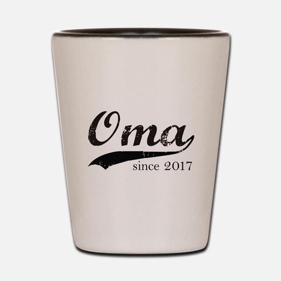 Unique Grandmother to be Shot Glass