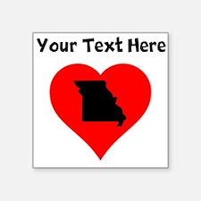 Missouri Heart Sticker