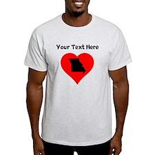 Missouri Heart T-Shirt