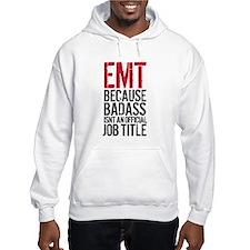 Badass EMT Jumper Hoodie