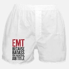 Badass EMT Boxer Shorts