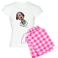 Day of the Dog Snoopy Women's Light Pajamas